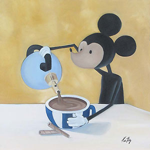 Mickey-Mouse-Mickey-with-Coffee-Original