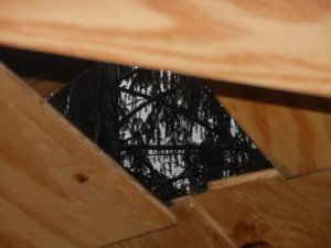 amish hole in roof
