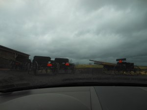 Amish Wagons
