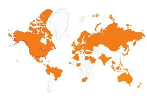 countries three