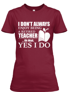 retired teacher